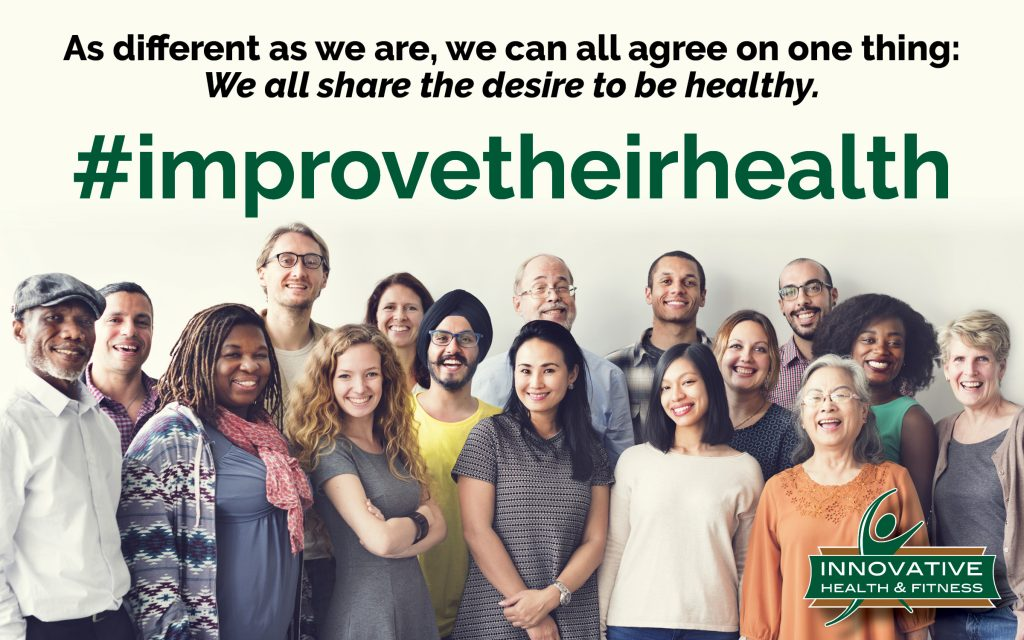 #improvetheirhealth campaign, free membership giveaway