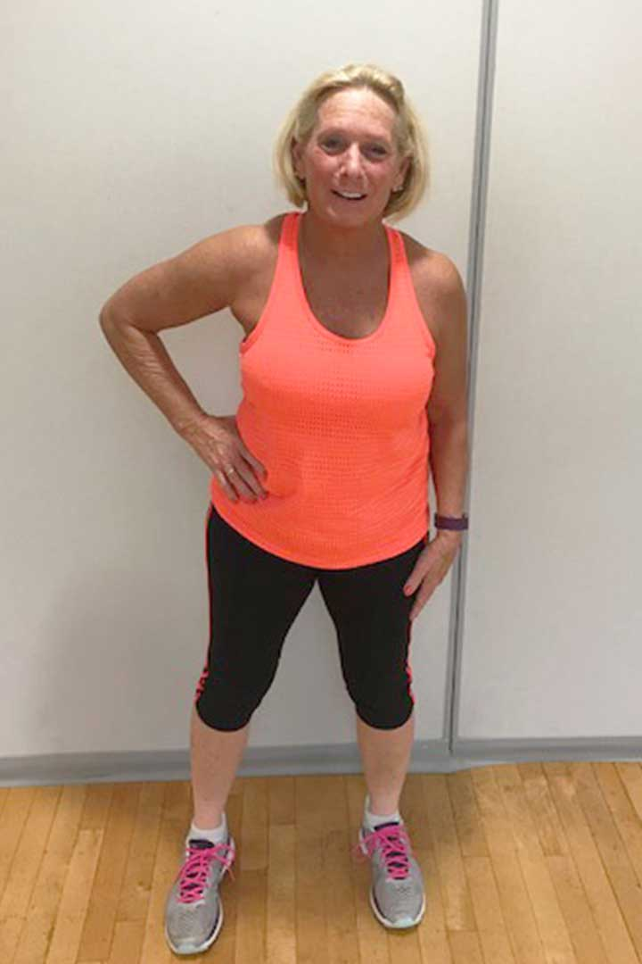 member of the month, success story, hip replacement, staying active, active lifestyle, older adult, active senior